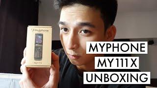 Kyle Vergara Unboxes MyPhone MY111X