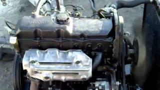 Toyota Hilux Diesel engine check - 2L 3L 5L