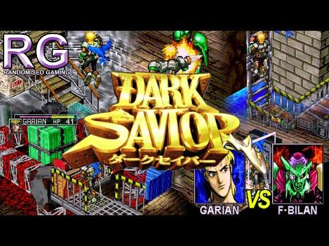 Dark Savior Sega Saturn Opening Gameplay 720p 60fps