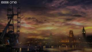 Skies Ablaze - The Day Of The Triffids - Day One Preview - BBC One