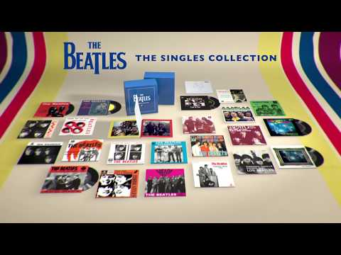 The Beatles The Singles Collection 2019