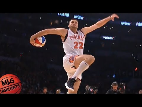 2018 Verizon Slam Dunk Contest First Round Feb 17 2018 NBA All Star Weekend
