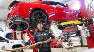 This DID NOT Go As Planned... New GTR