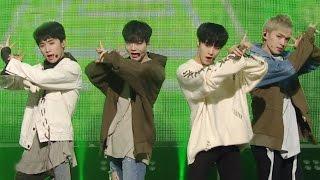 《Comeback Special》 UP10TION (업텐션) - White Night (하얗게 불태웠어) @인기가요 Inkigayo 20161120