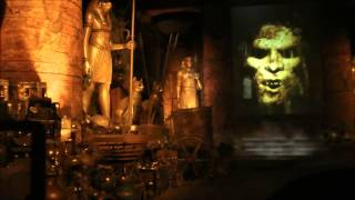 Revenge of the Mummy - The Ride, Universal Studios Hollywood