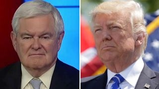 Newt Gingrich on the impact of Trump