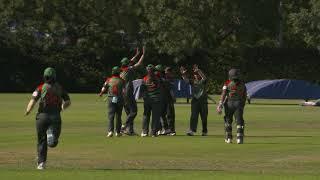 WT20Q Final: Ireland v Bangladesh