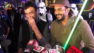 Madhavan at Stardust Awards 2015 | Star Wars India Premiere | Mango News