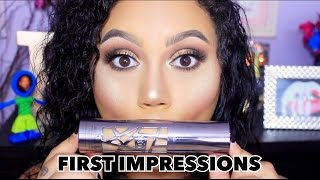 Urban Decay All Nighter Foundation First Impressions | Katie Danger