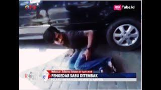 Video Amatir Pengedar Sabu di Makassar Ditembak Polisi - BIM 27/04