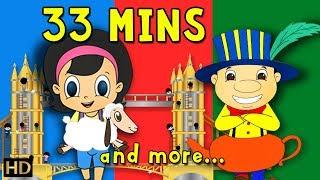 London Bridge Is Falling Down (HD)   Plus Lots More Nursery Rhymes   Shemaroo Kids