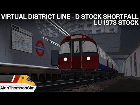 Xxx Mp4 Train Simulator 2019 Virtual District Line Dstock Shortfall LU 1973 Stock 3gp Sex