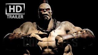 Mortal Kombat X | Story Trailer (2015) Goro Lives!