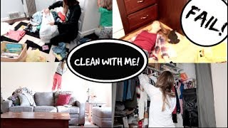 🎄PRE-HOLIDAY DECLUTTER & DEEP CLEAN WITH ME! 🎄CLEANING THE ENTIRE HOUSE!🎄