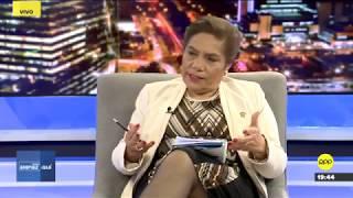#TEA | Luz Salgado denunció que sus teléfonos estarían siendo interceptados