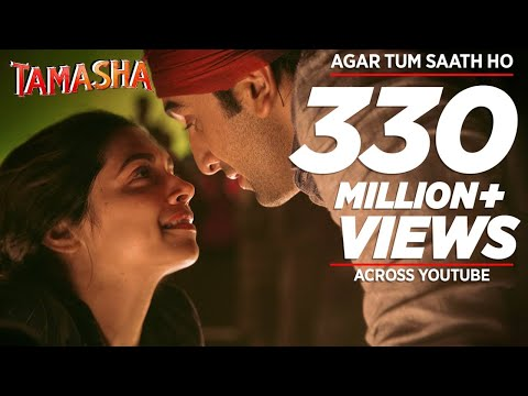 Xxx Mp4 Agar Tum Saath Ho FULL AUDIO Song Tamasha Ranbir Kapoor Deepika Padukone T Series 3gp Sex
