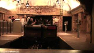 Revenge Of The Mummy: The Ride ( Complete POV Experience ) Universal Studios Hollywood