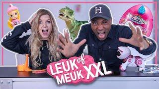 LEUK OF MEUK XXL met HUMBERTO TAN