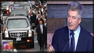 Alec Baldwin Has ONE DEADLY Word For Liberal Donors That Should Send The Secret Service Knocking
