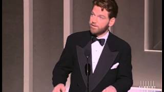Jack Lemmon Tribute - Kenneth Branagh - 1996 Kennedy Center Honors