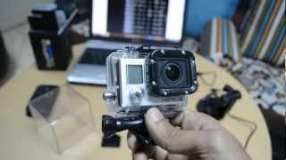 شرح كاميرا هيرو gopro hero 3