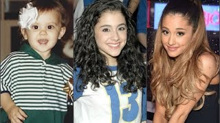 Ariana Grande : A life in pictures