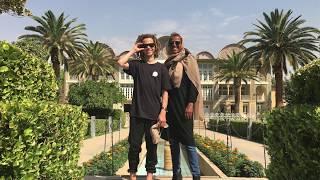 Andreas & Maria in Iran