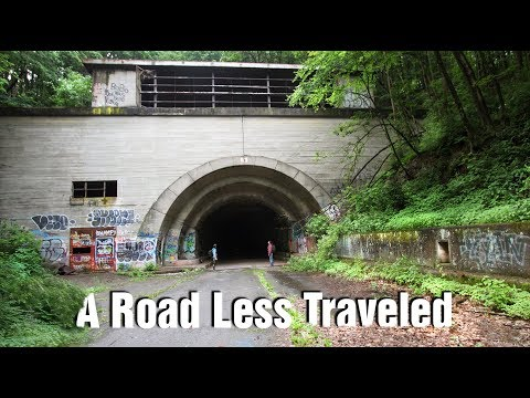 Xxx Mp4 Exploring Pennsylvania S Abandoned Highway 3gp Sex