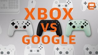 Xbox is fighting Google, not PlayStation