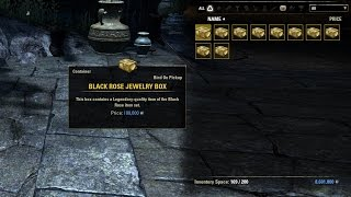 PvP Zone Bags and Imperial City Gear Changes