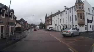 Drive From Doune To Callander Scotland