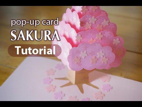 Xxx Mp4 SAKURA Pop Up Card Tutorial Free Pattern 3gp Sex