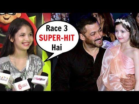 Xxx Mp4 Bajrangi Bhaijaan S Munni BEST Reaction On Salman Khan S Race 3 3gp Sex