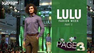 Lulu Fashion Week(Part 2) - Page 3 - Kappa TV
