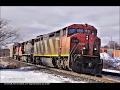 Download Video Download RAILREEL OSR VIA CN 148 394 Ingersoll Ontario Jan 30 2017 3GP MP4 FLV