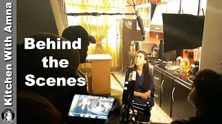 Behind the Scenes Kitchen With Amna Youtube Story
