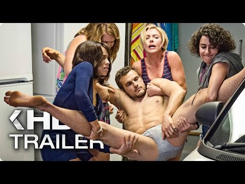 ROUGH NIGHT Red Band Trailer 2017