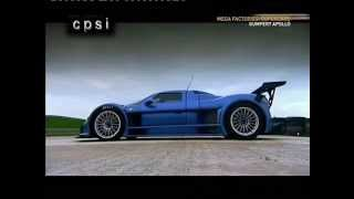 MEGAFACTORIES : SUPER CARS : GUMPERT APOLLO (SUB INDONESIA)