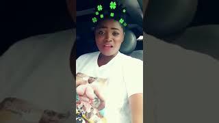 Safina in My Breast Ghanaian Movie-Flexing