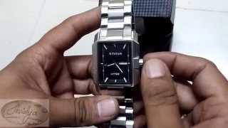 Titan HTSE series wrist watch Review