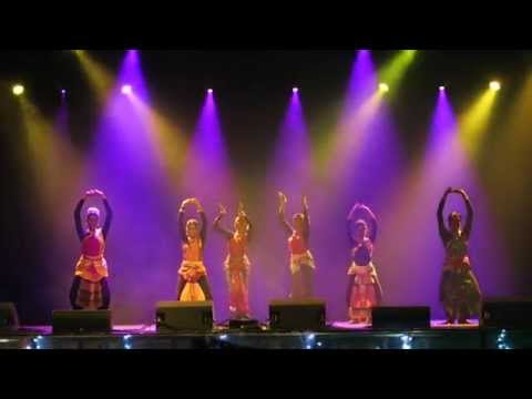 IDS Indian Classical- Contemporary Performance at Diwali Mela'15