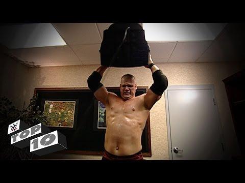Biggest Backstage Meltdowns WWE Top 10
