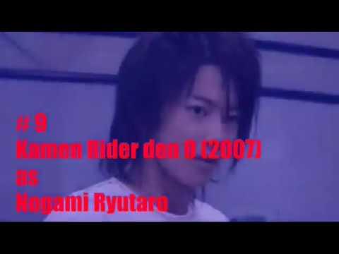 9 Takeru Satoh Dramas until April 2017