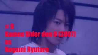 9 Takeru Satoh Dramas