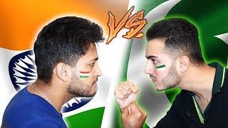 Pakistan vs India   Shahveer jafry