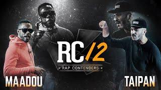 Rap Contenders 12 : Maadou vs Taipan