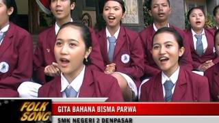 INDONESIA JAYA - Paduan Suara SMK Negeri 2 Denpasar