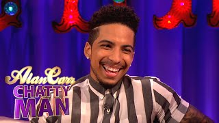 Troy Performs New Celebrity Magic Trick! - Alan Carr: Chatty Man