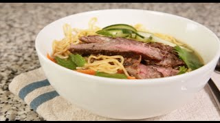 THE FOOD FIX Episode 3: Colleen's Noodle Bowls