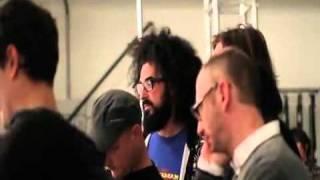Caparezza feat Tony Hadley - Backstage video Goodbye Malinconia -